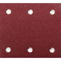 makita Schuurvel red velcro