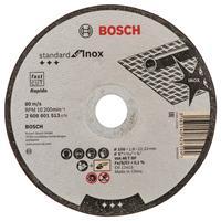 Bosch 2608601513 Standard Doorslijpschijf - 150 x 22,23 x 1,6mm - inox