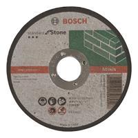 Bosch 2608603177 Standard Doorslijpschijf - 115 x 22,23 x 3mm - steen
