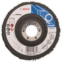 Bosch Reinigingsvlies 115 mm, 22,23 mm, SiC, 8.350 o.p.m.