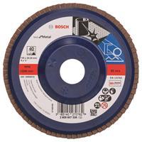 Bosch 2608607323 Lamellenschuurschijf X571 Best for Metal - K60 - 115mm - Recht