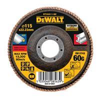 DeWalt DT30611 Lamellenschijf - K60 - 115mm