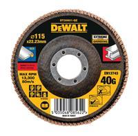 DeWalt DT30601 Lamellenschijf - K40 - 115mm