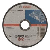 bosch TS standard for, Metall 125x1,6 ger