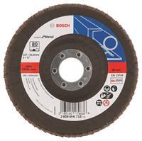 Bosch Lamellenschuurschijf 125 mm, 22,23 mm, 80