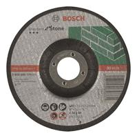 Bosch 2608603174 Standard Doorslijpschijf - 125 x 22,23 x 2,5mm - steen