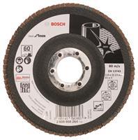 Bosch 2608608264 Lamellenschuurschijf X581 Best for Inox - K60 - 115mm - Haaks