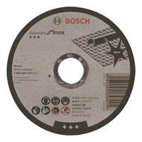 Bosch 2608603170 Standard Doorslijpschijf - 115 x 22,23 x 1,6mm - metaal