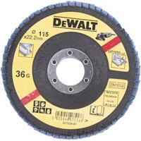 DeWalt DT3255 Gebogen lamellenschijf - K36 - 115mm