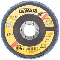 DeWalt DT3294 Lamellenschijf - K80 - 115mm