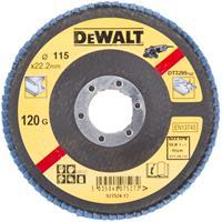 DeWalt DT3295 Lamellenschijf - K120 - 115mm