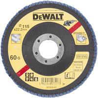 DeWalt DT3256 Gebogen lamellenschijf - K60 - 115mm