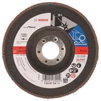 Bosch Lamellenschuurschijf 125 mm, 22,23 mm, 120