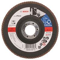 Bosch Lamellenschuurschijf 125 mm, 22,23 mm, 60