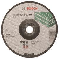 Bosch 2608603175 Standard Doorslijpschijf - 180 x 22,23 x 3mm - steen