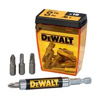 DeWalt DT71511 16 delige schroefbitset