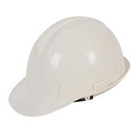 Silverline 868532 Veiligheidshelm - Wit