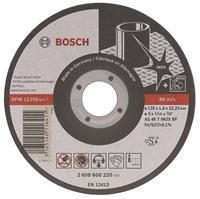 Bosch 2608602220 Best Rapido Doorslijpschijf - 115 x 22,23mm - metaal