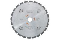 metabo Cirkelzaagblad Hout HW/CT 160x20, 10 WZ Power Cut
