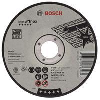 Bosch 2608603502 Best Doorslijpschijf - 115 x 22,23 x 2,5mm - metaal