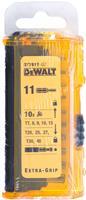 DeWalt DT7917 11 delige bitset in cassette
