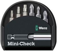Wera Bitset check 1 pz/ph/tx 25mm