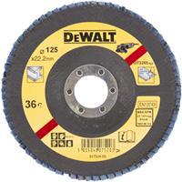 DeWalt DT3265 Gebogen lamellenschijf - K36 - 125mm