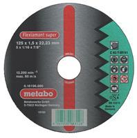 Metabo 616195000 Flexiamant Super Doorslijpschijf - 115 x 1,5 x 22,23mm