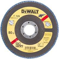 DeWalt DT3310 Lamellenschijf - K80 - 125mm