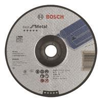 Bosch 2608603529 Best Doorslijpschijf - 180 x 22,23 x 2,5mm - metaal