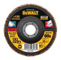DeWalt DT30612 Lamellenschijf - K60 - 125mm