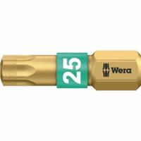 """WERA Bit 867/1 BDC DIN 3126-C 1/4"""", T15x25mm"""