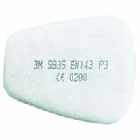 3M 5935 stoffilter voorfilter p3 5000 serie 1 paar
