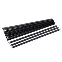 Silverline Carbon Stalen Metaalzaagbladen, 24 Stuks (300 mm, 24 Tpi)