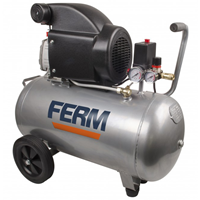 FERM Power Compressor 2 HP 1500 W 50 L CRM1046