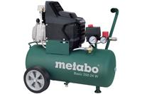 metabo Compressor Basic 250-24 W 8 bar 1,5 kW