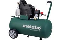 metabo mobiele zuigercompressor basic 250 50 W