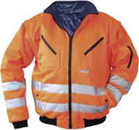 ELDEE 40897 Maat: M Helder-oranje, Donkerblauw
