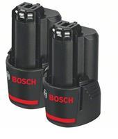 Bosch 1600Z00040 10.8V Li-ion accupack 2.0Ah (2st)