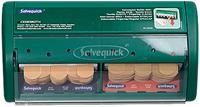 Salvequick pleisterautomaat, inclusief 45 plastic pleisters en 40 elastische pleisters