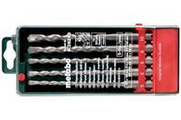 Metabo 626243000 SDS-Plus 5 delige Hamerborenset