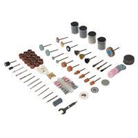 216-delige hobby machine accessoire set 3,17 mm spandoorn