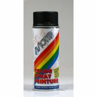 colourspray mat ral 9005 diep zwart 01601 400 ml