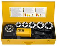 Rems Amigo 2 Set R 1/2 - 3/4 - 1 - 1 1/4 - 1 1/2 - 2 Elektrisch draadsnij-machine 540020