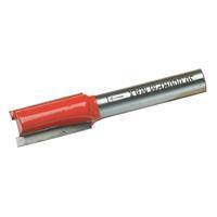 Silverline 1/4 rechte metrische groeffrees 3 x 12 mm