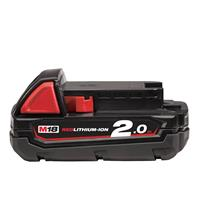 Milwaukee M18 B2 18V Li-ion accu - 2.0Ah