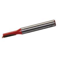 Silverline 1/4 rechte metrische groeffrees 5 x 12 mm