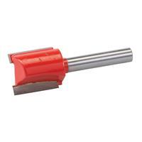 Silverline 1/4 Rechte Metrische Groeffrees (18 X 20 mm)