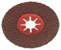 Metabo 624873000 Halfflexibele schuurschijf - 115mm - Steen (10st)