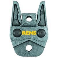 Rems Mini-Press TH 11,6 perstang voor Viega gaskoppeling